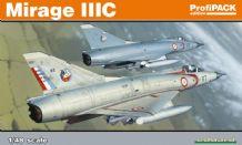 Eduard 1/48 Model Kit 8103 Mirage III C (PROFIPACK)